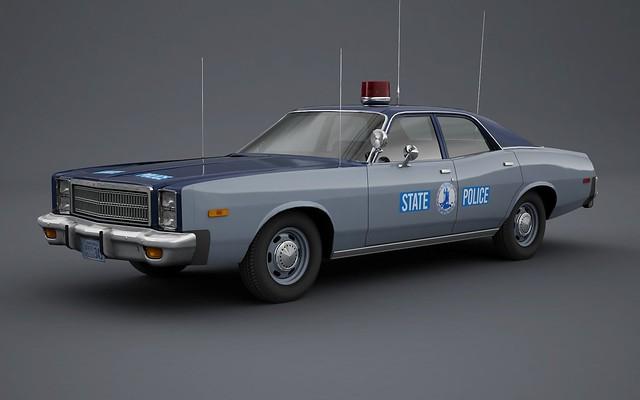 Florida Highway Patrol State Police interceptor Trans Am ...  |1970 Police Cars Florida