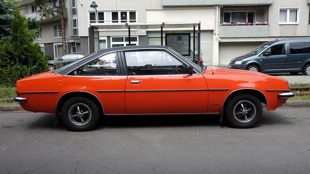 Opel manta b berlinetta original 1975 80 flickr photo sharing - Opel manta berlinetta coupe ...