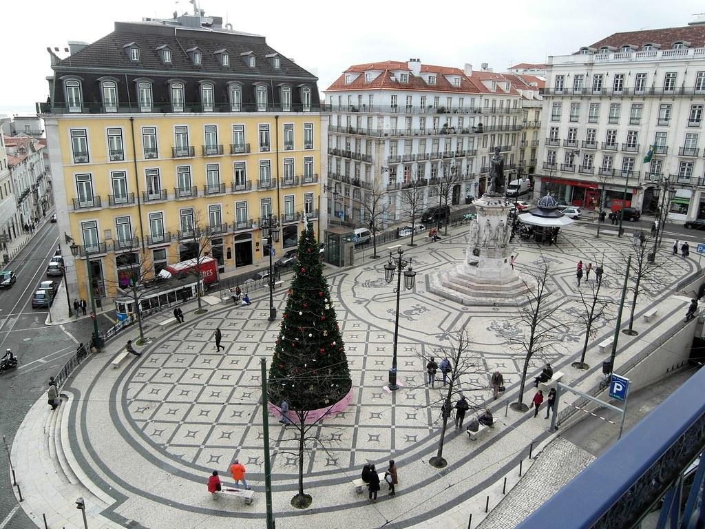 Praca Luis De Camoes Lisboa Portugal Explore 12 01 14
