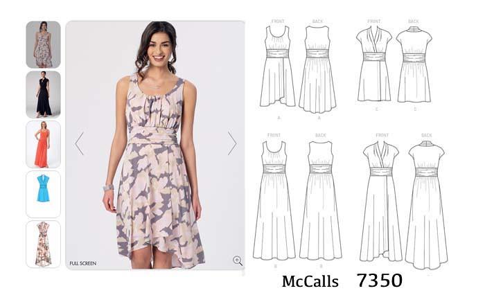 McCalls 7350