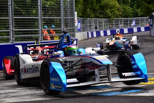 Simona De Silvestro, Andretti Formula E Race Team, FIA Formula E Championship, London 2016