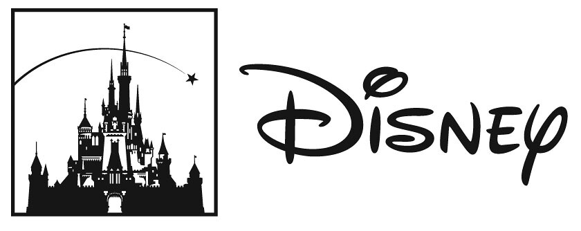 disney castle logo black fingerpaint pr flickr