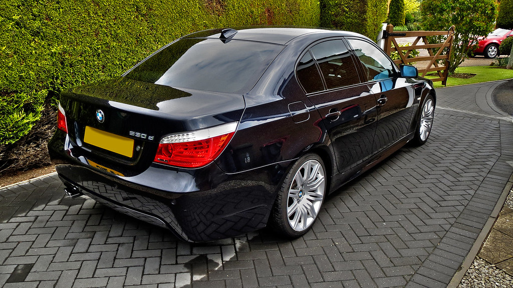 2007 Bmw 530d M Sport Dez1172 Flickr