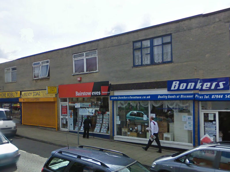 Bairstow Eves Nottingham Estate Agent Office View Of