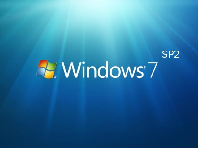 Windows 7 SP2