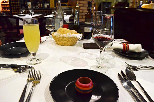 Table, Bambi Gourmet, Puerto de la Cruz, Tenerife