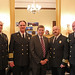 Senator Begich meets with volunteer firefighters and the Interior Fire Chiefs Association