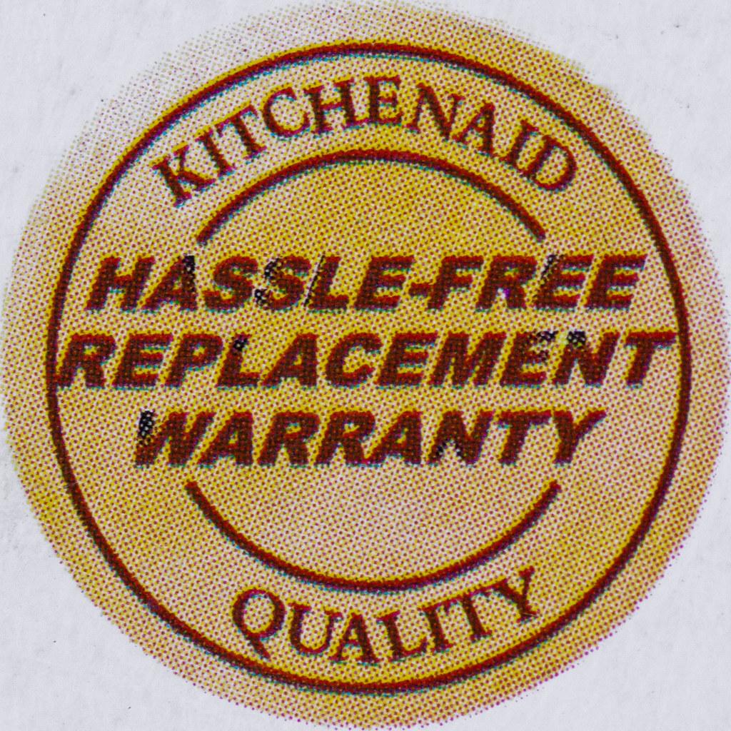 Kitchen Aid Warranty Reviews