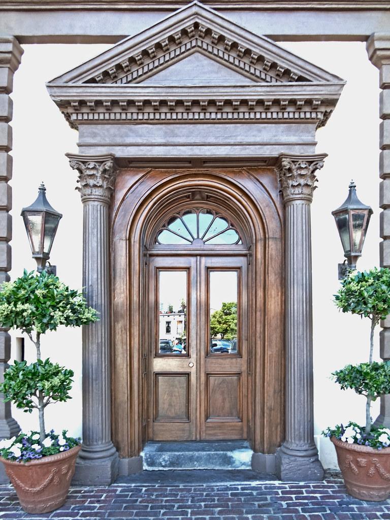 Door pediment italian vineyard entry door pediment for Exterior window pediments
