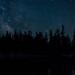 Milky Way above Lake Melakwa
