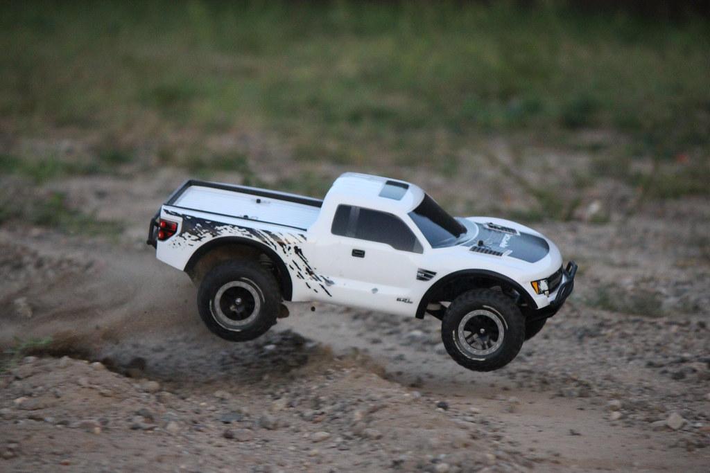 Traxxas Ford Raptor Hooning 103 Bryan Redeker Flickr