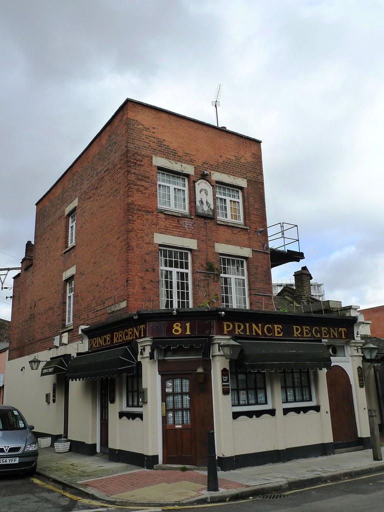 Prince Regent Limehouse E14 Locals Pub It Looks Like