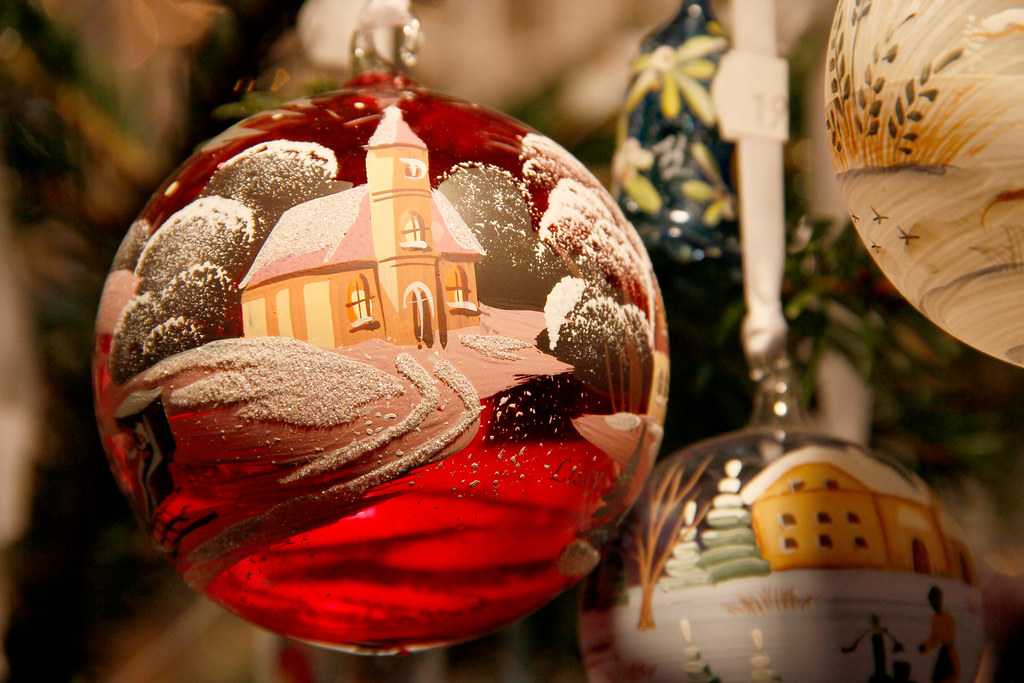 Weihnachtskugeln palline di natale bildnachweis for Azienda di soggiorno merano