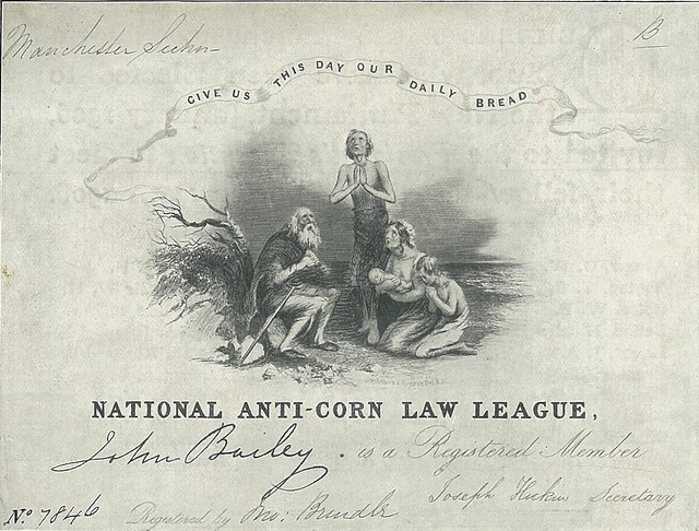 the corn laws in 1846 essay Britain would have moved towards free trade in 1846-1860 even if the irish  e- ir publishes student essays & dissertations to allow our readers to  the corn  laws were a series of regulations introduced in britain in the.