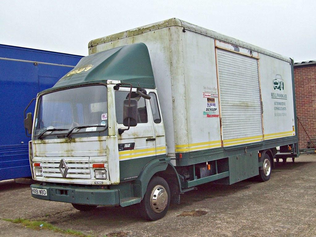 275 renault s160 transporter 1992 renault s160 transport flickr. Black Bedroom Furniture Sets. Home Design Ideas