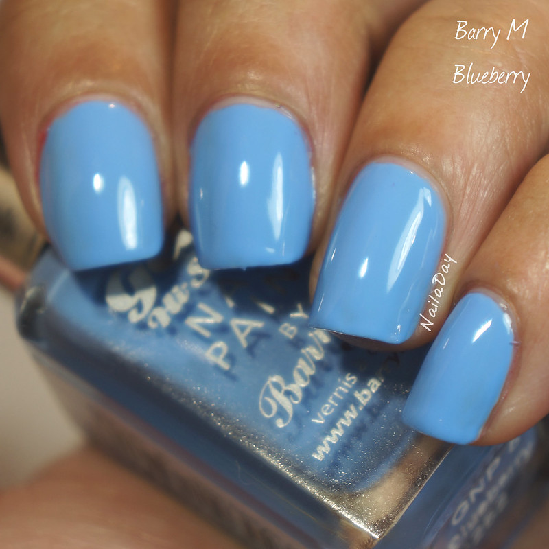 NailaDay: Barry M Blueberry