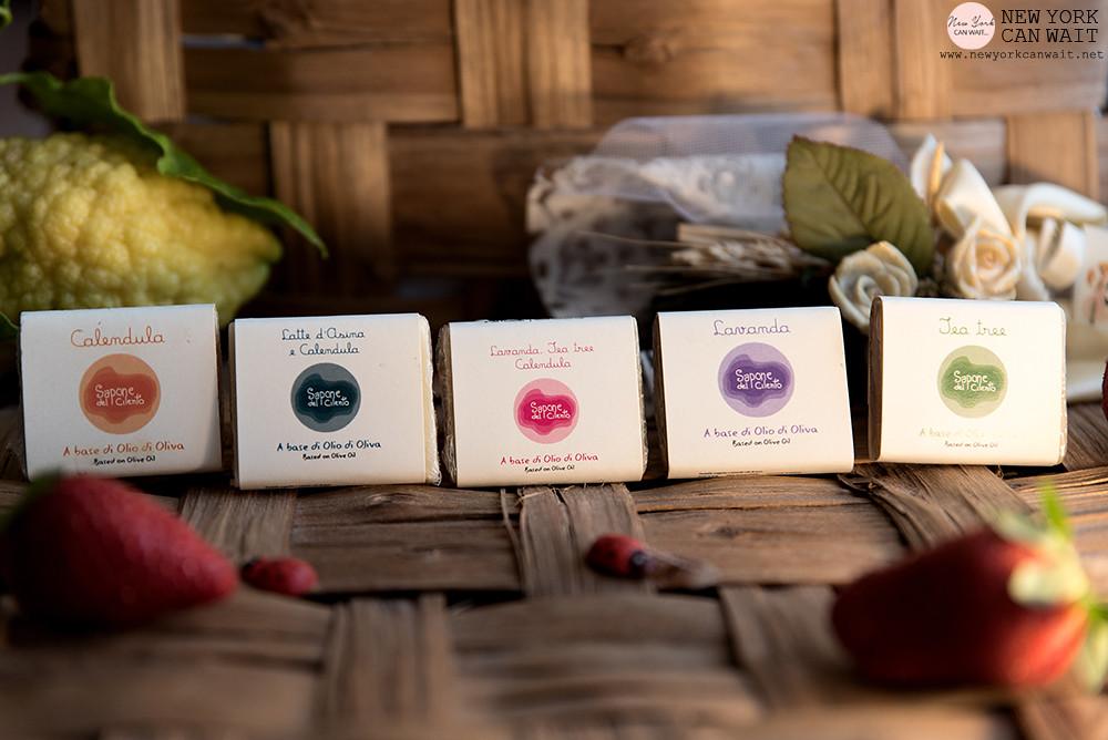 Sapone del Cilento: il sapone naturale artigianale.