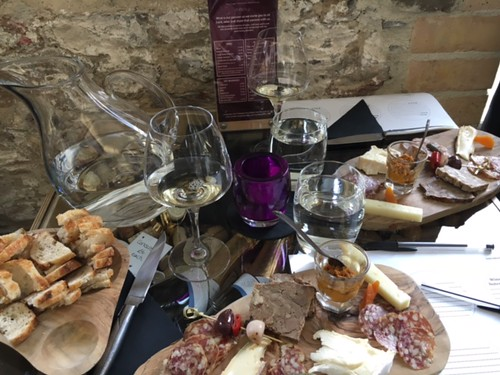 Tapas at Le Vignoble Plymouth