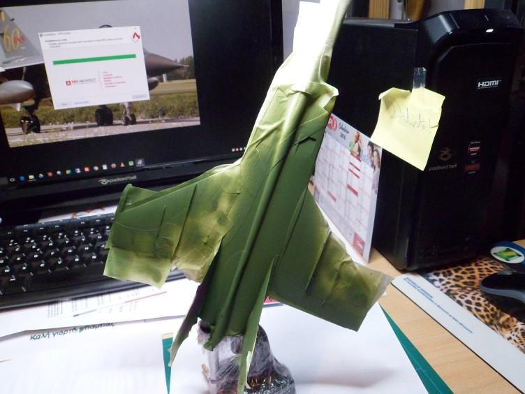 Pas-à-pas : MiG 25 Foxbat [Condor 1/72] - Page 3 27165933820_98e21916df_b