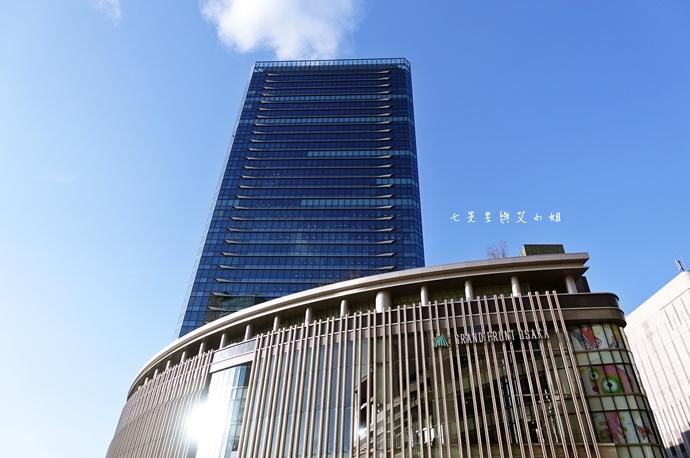 1 日本大阪梅田車站  Qu'il fait bon