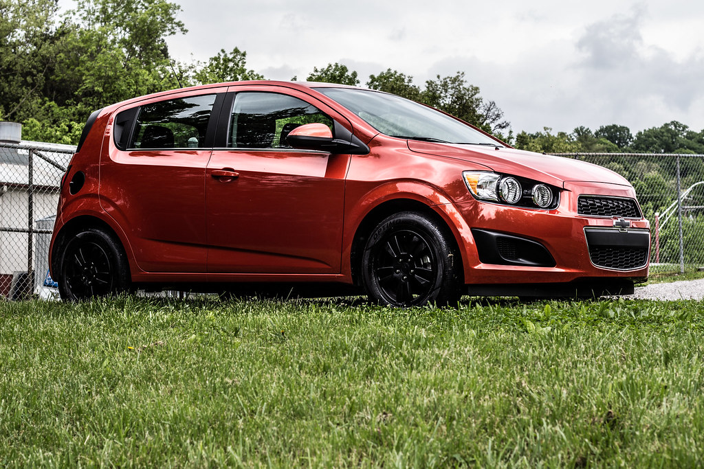 tuned 2013 chevy sonic 1 4 turbo brett flickr. Black Bedroom Furniture Sets. Home Design Ideas