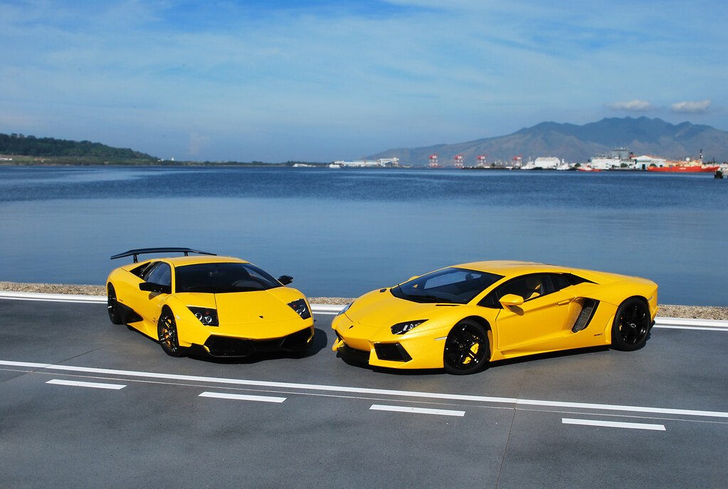 1 18 lamborghini murci lago lp670 4 sv lamborghini avent flickr. Black Bedroom Furniture Sets. Home Design Ideas