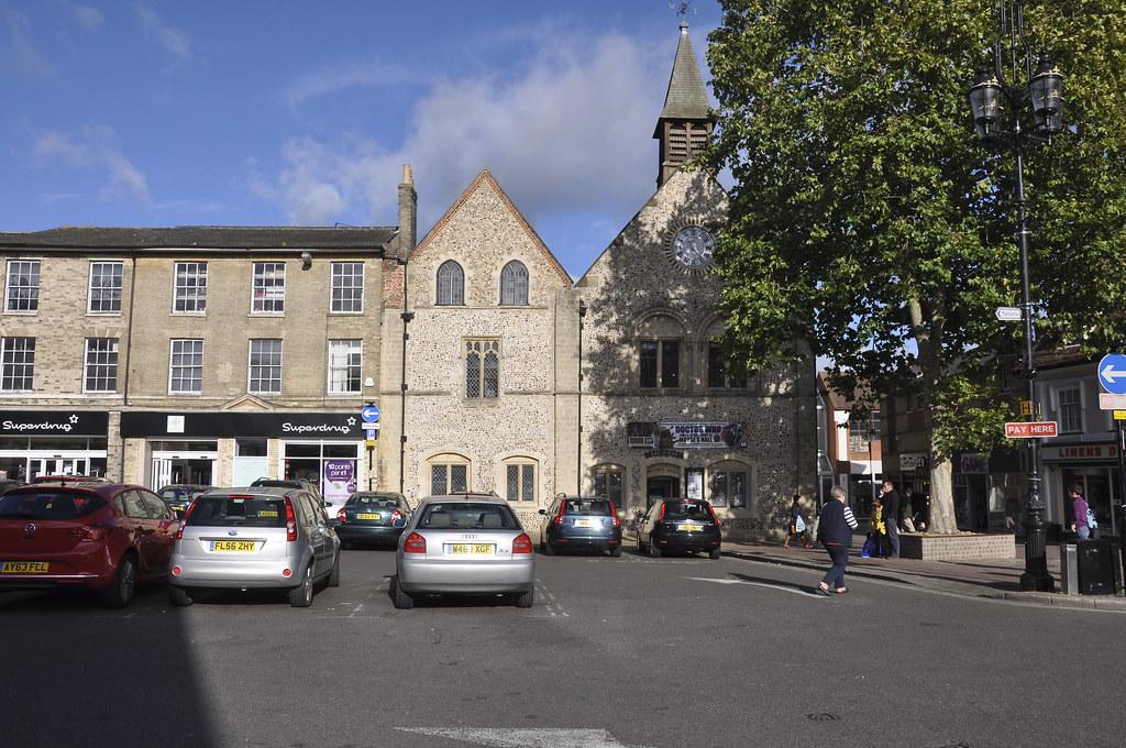 Bury St Edmunds Food Market
