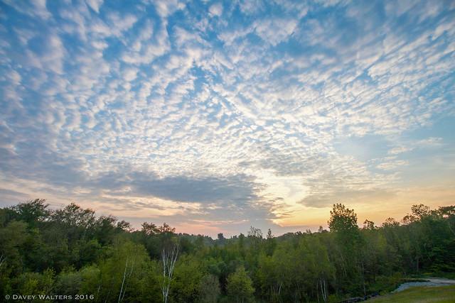 Sunrise in Chebacco
