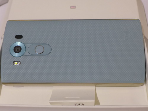 LG v10 Android 手機 湖光籃