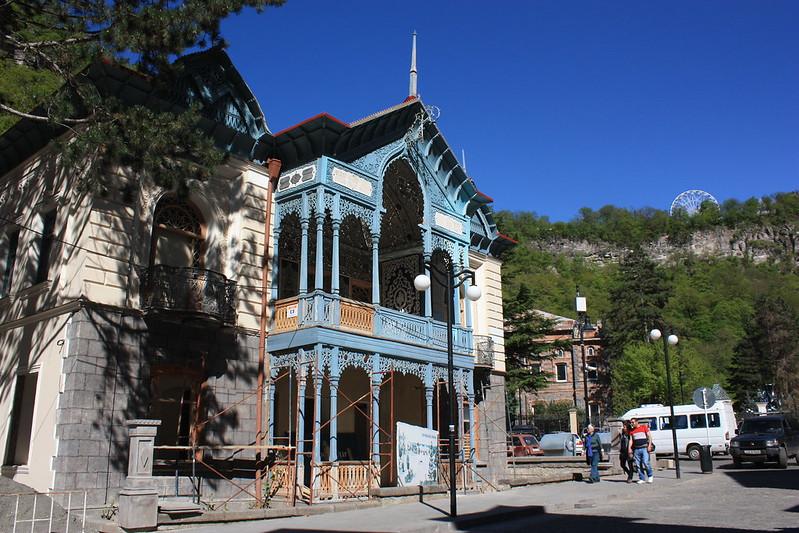 Арт-деко. Грузия