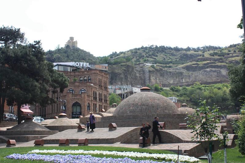Тбилиси, старый город