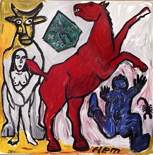 5. A.R. Penck