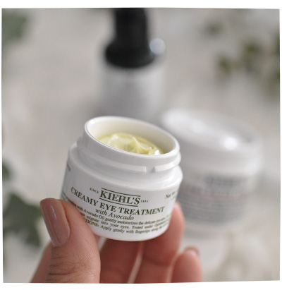 Kiehl's Face and Eye Cream, Micro Peel