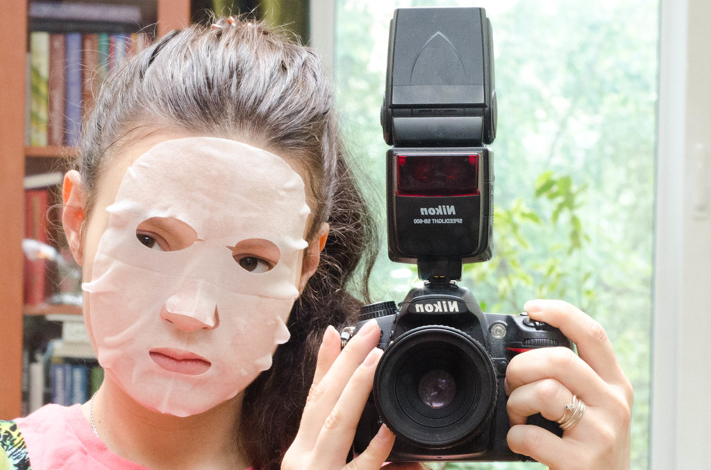 Тканевая маска для лица Givenchy Hydra Sparkling отзыв