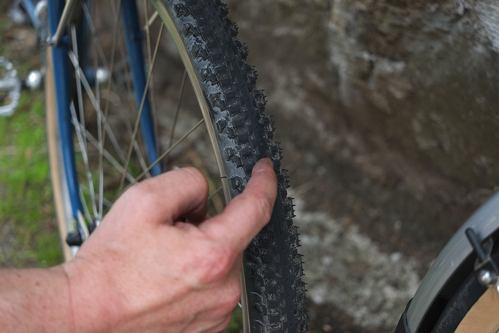 650B Tyre Test Party