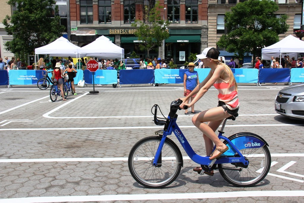 Bike Nyc Learn To Ride Union Square Outdoor Citi