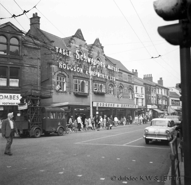 05-62 Doncaster Hodgson And Hepworth On St Sepulchre Gate