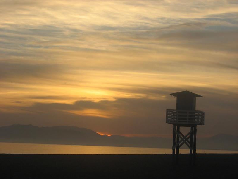 La Costa del Sol 150 kms. que se extiende desde Cádiz a Granada