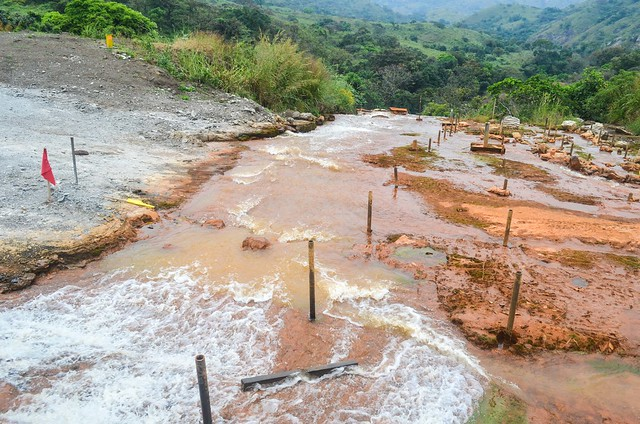 It has been 28 years since the tragedy at Lake Nyos and the Cameroon Lake is still at dangerous Carbon Dioxide levels.