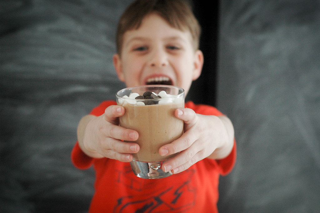 GIMME s'more-ah that smoothie. | Jodimichelle | Flickr