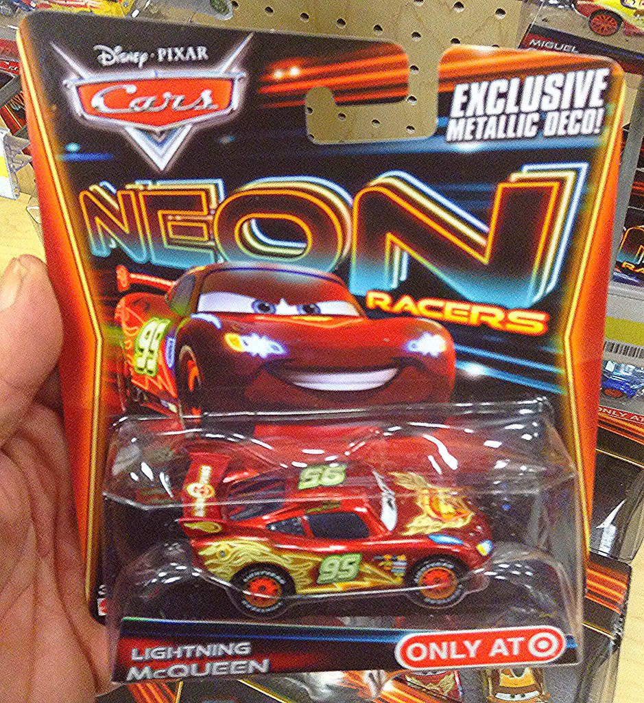 Disney Cars Lightning Mcqueen  Pc Twin Bed W Trundle