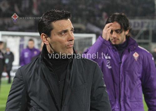 ACF Fiorentina Vs AC Milan