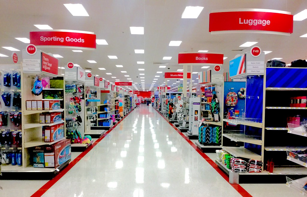 Image result for target aisle