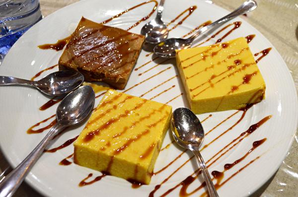 Desserts, Bodega Julian, Puerto de la Cruz, Tenerife