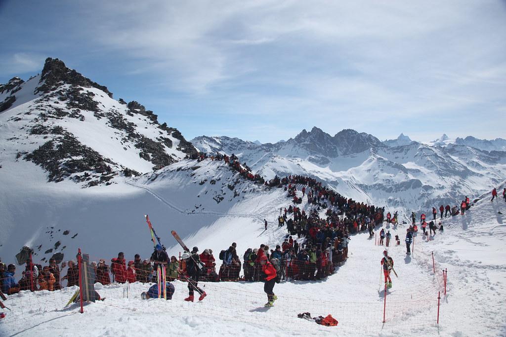Col de la Chaux - 2940 m.