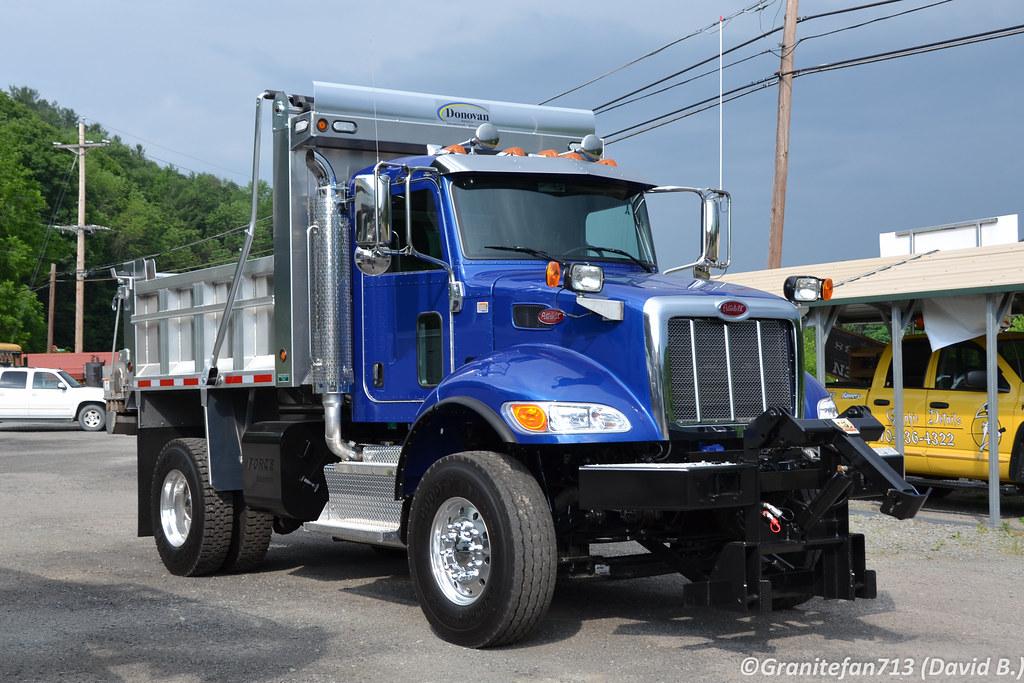 2017 Peterbilt 348 Plow Truck (2) | Trucks, Buses ...