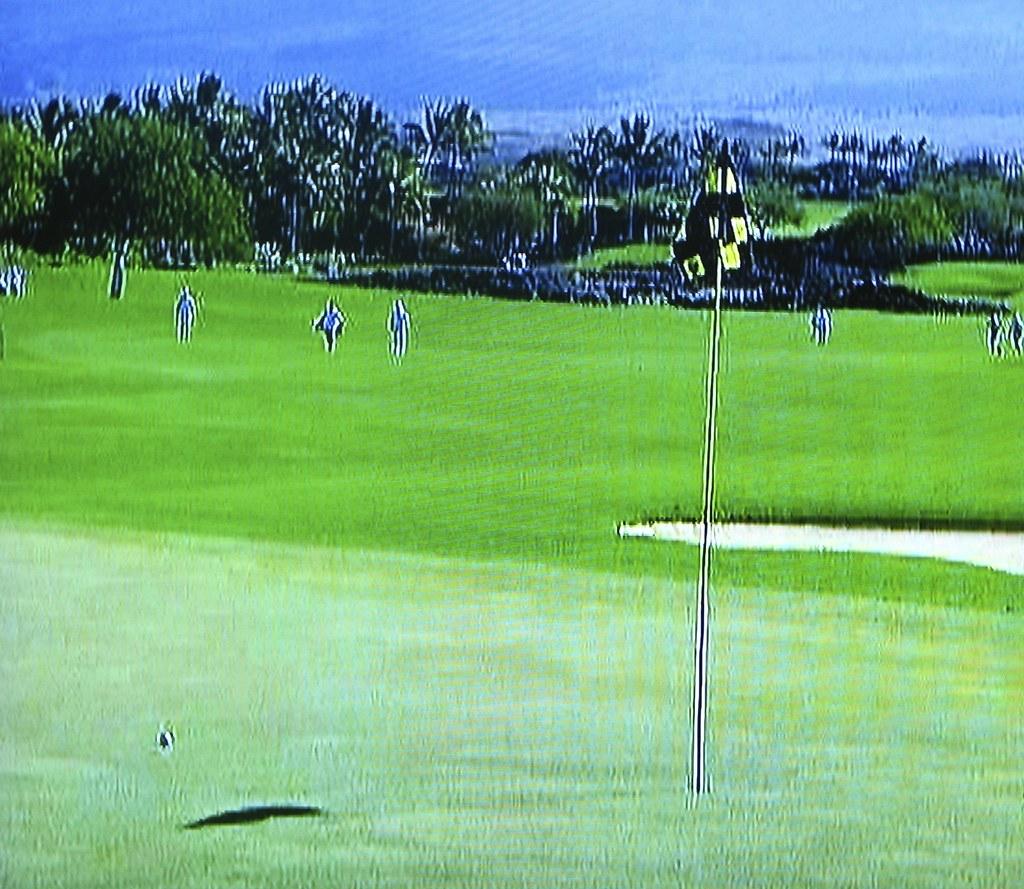 Hualalei Gc Hole 3 Hualalei Golf Club Kailua Kona