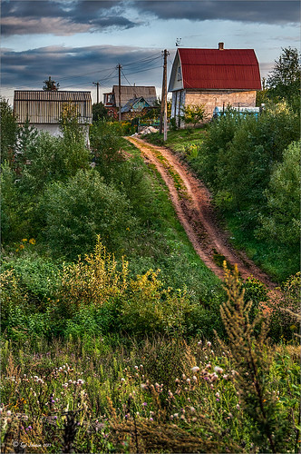 Image of the Belarusian Countryside