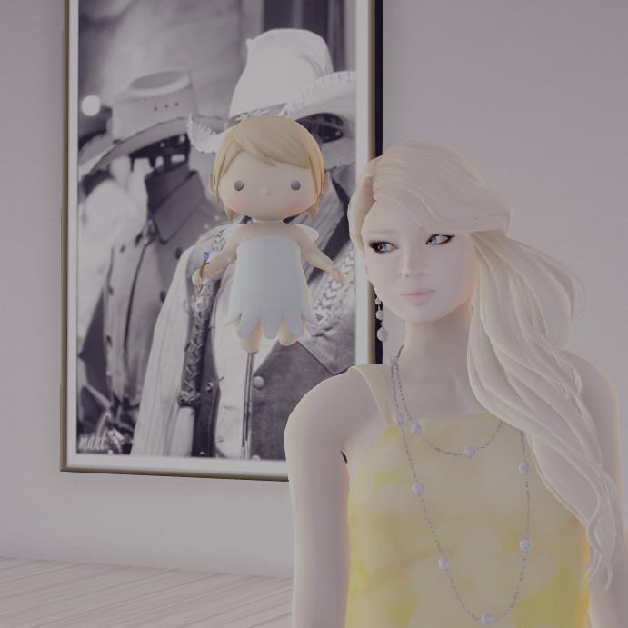 My Fairy Helper | itsonlyfashionblog.com Gidge Is Wearing ...