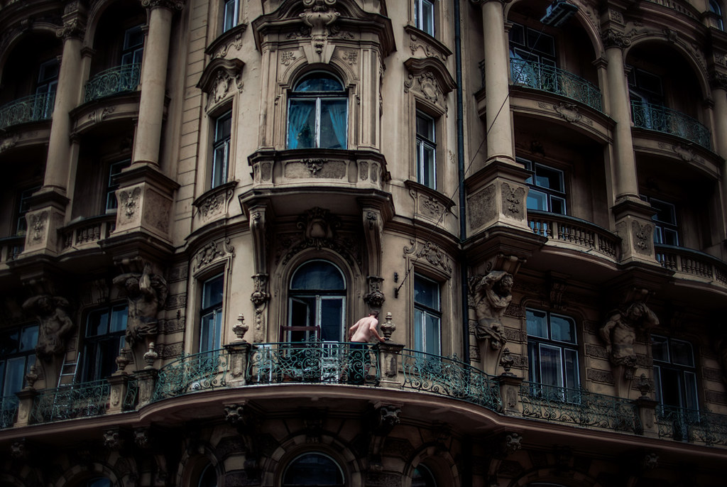 Old And Nude  Prague, Czech Republic Amazing Architecture -4088